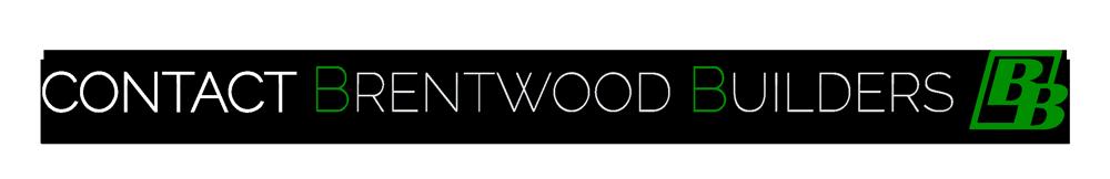 contact Brentwood Builders LLC - Great Bend Kansas